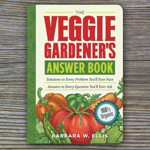 Veggie Gardener's Answer Book - by Barbara W. Ellis