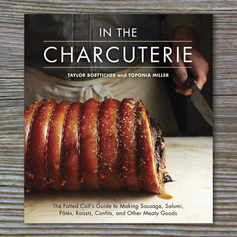 In The Charcuterie - Book by Taylor Boetticher and Toponia Miller