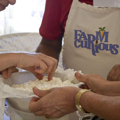 The Gift of Cheese - our most popular class with a discounted cheesemaking kit!