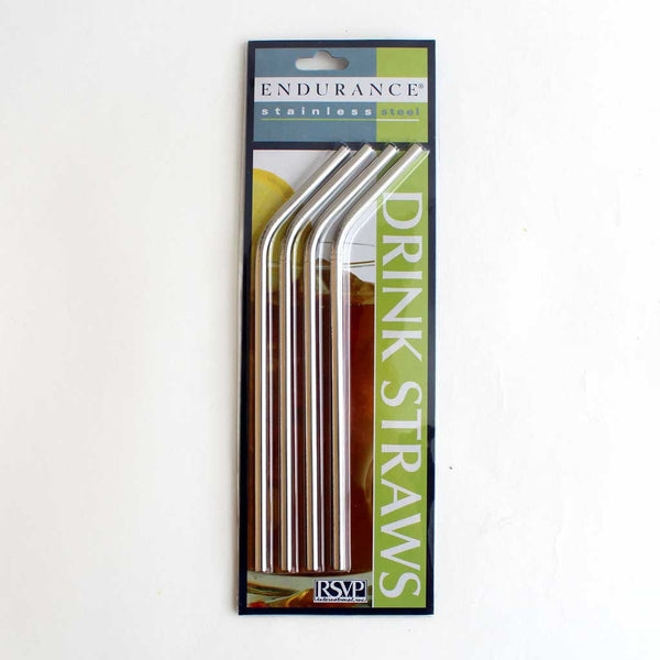 Stainless Steel Re-usable Bendy Straws