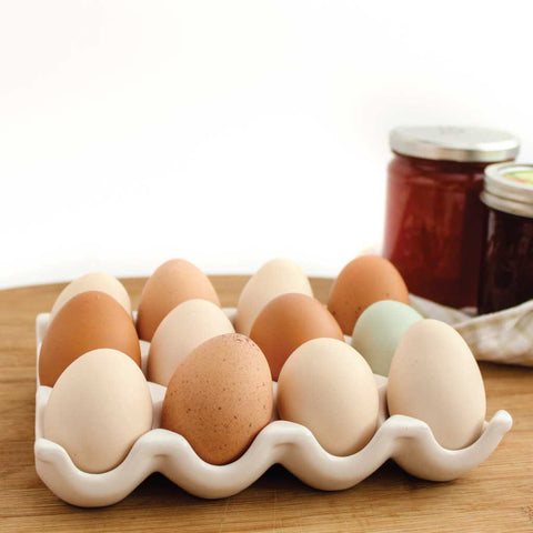 Stylish Ceramic Egg Holder