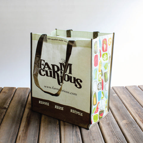 FARMcurious Shopping Tote