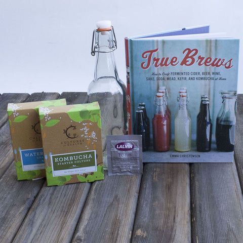 Fermented Beverages Kit
