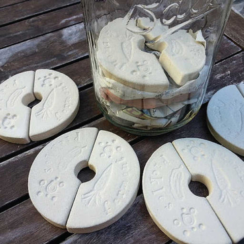 Mason Jar Fermenting Weights