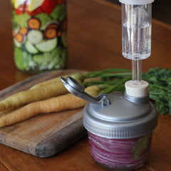 FARMcurious Fermenting Set with ReCAP 2-Pack