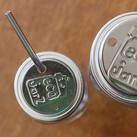 Stainless Steel To-Go Cup Lids