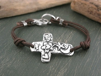 Grow Your Faith Bracelet - Pistol Annie's Boutique