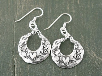 Hearts Grow Fonder Earrings - Pistol Annie's Boutique