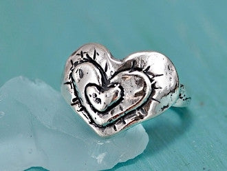 Triple Love Ring - Pistol Annie's Boutique