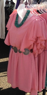 Pretty in Pink Cowgirl Dress - Pistol Annie's Boutique