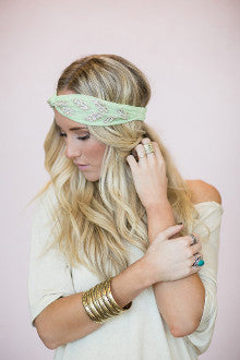 Jeweled Turband - Pistol Annie's Boutique