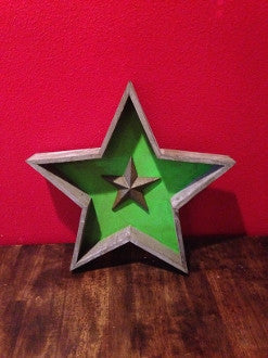 Lime Star in Star - Pistol Annie's Boutique