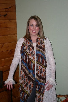 Basically Me Duster Cardigan in Sand - Pistol Annie's Boutique