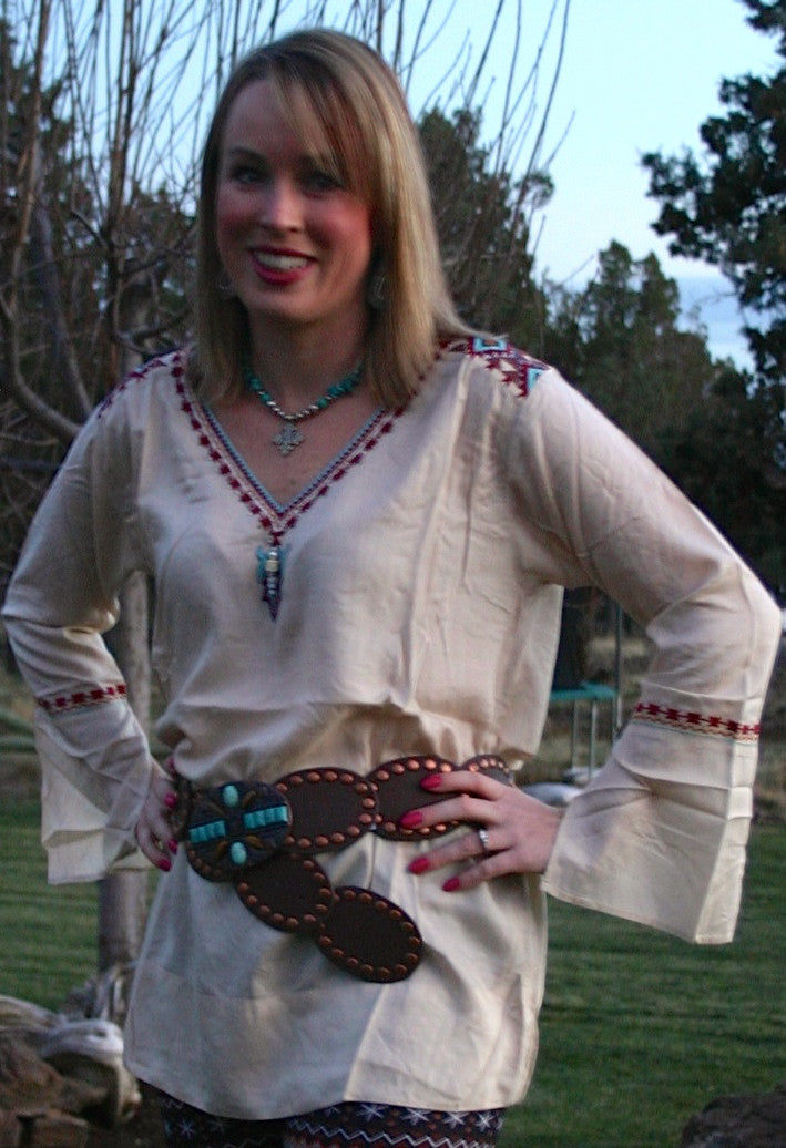 Run to me Tunic - Pistol Annie's Boutique
