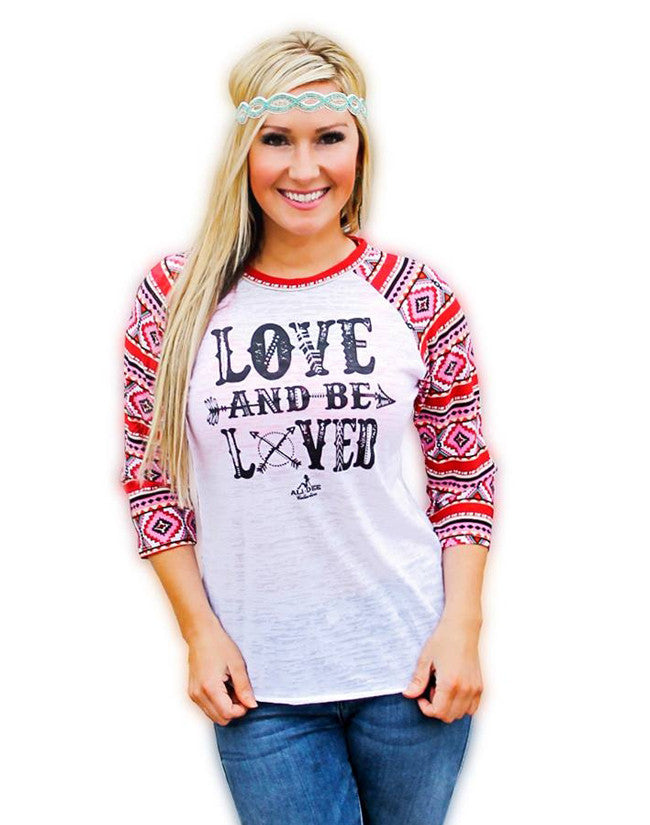 Love & Be Loved - Pistol Annie's Boutique