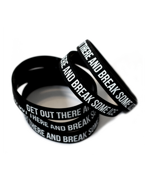 Break Some Ice Wristband