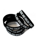 Break Some Ice Wristband (Limited Edition)
