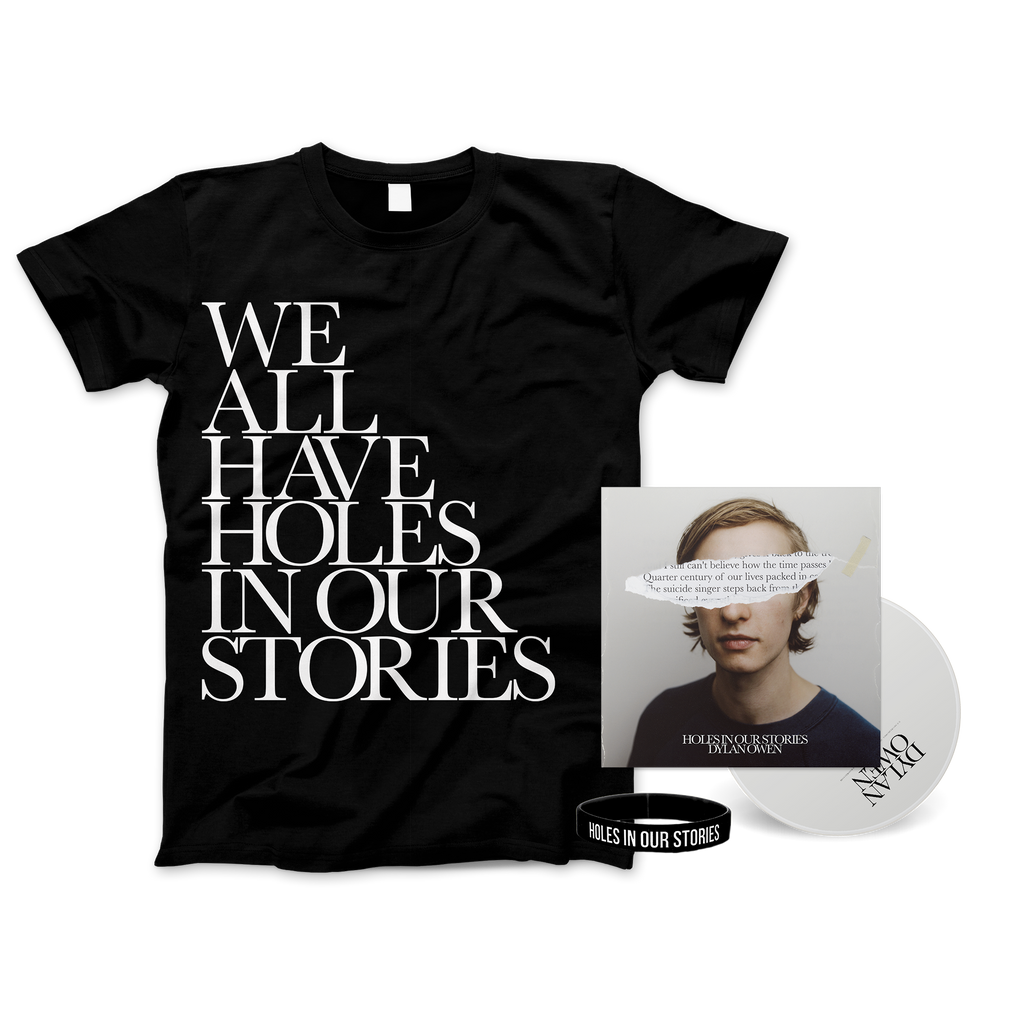 SHIRT & CD BUNDLE