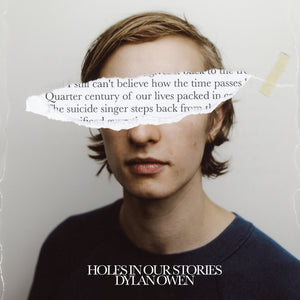Holes In Our Stories [CD + mp3]