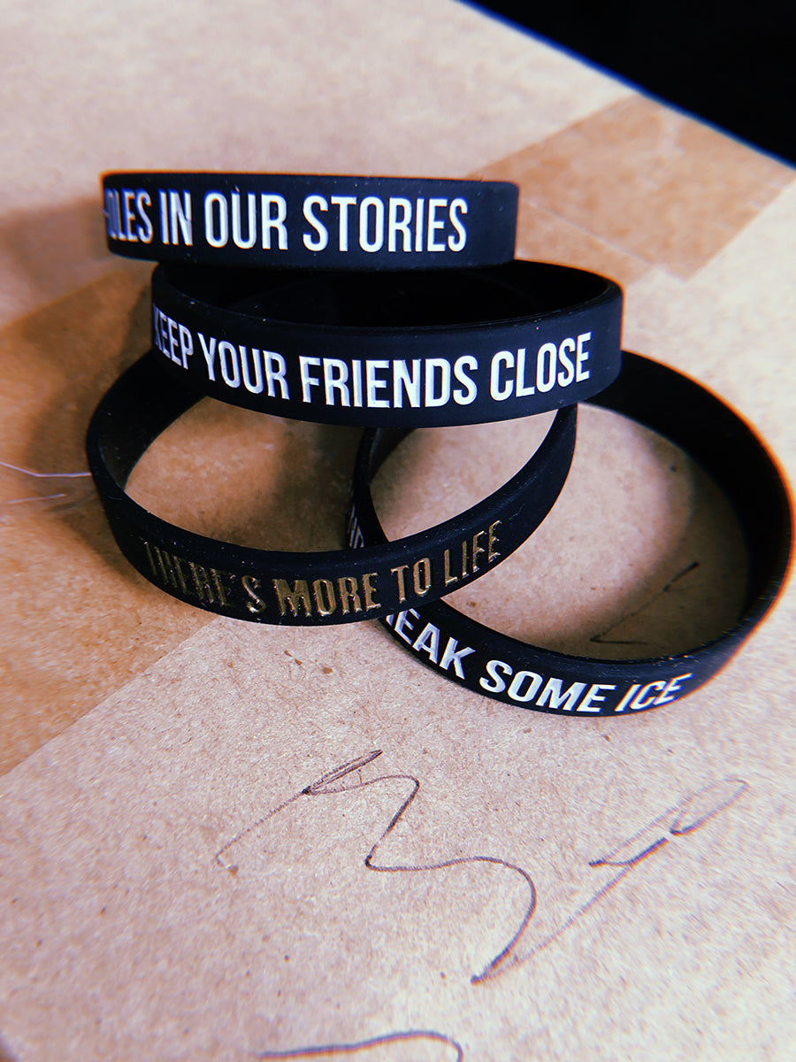 All Dylan Owen Wristbands (4-pack)