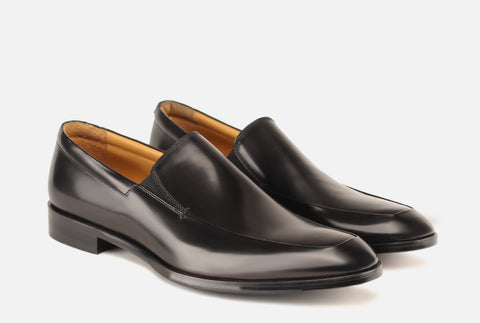 Front View of Gordon Rush Brighton II Venetian Loafer