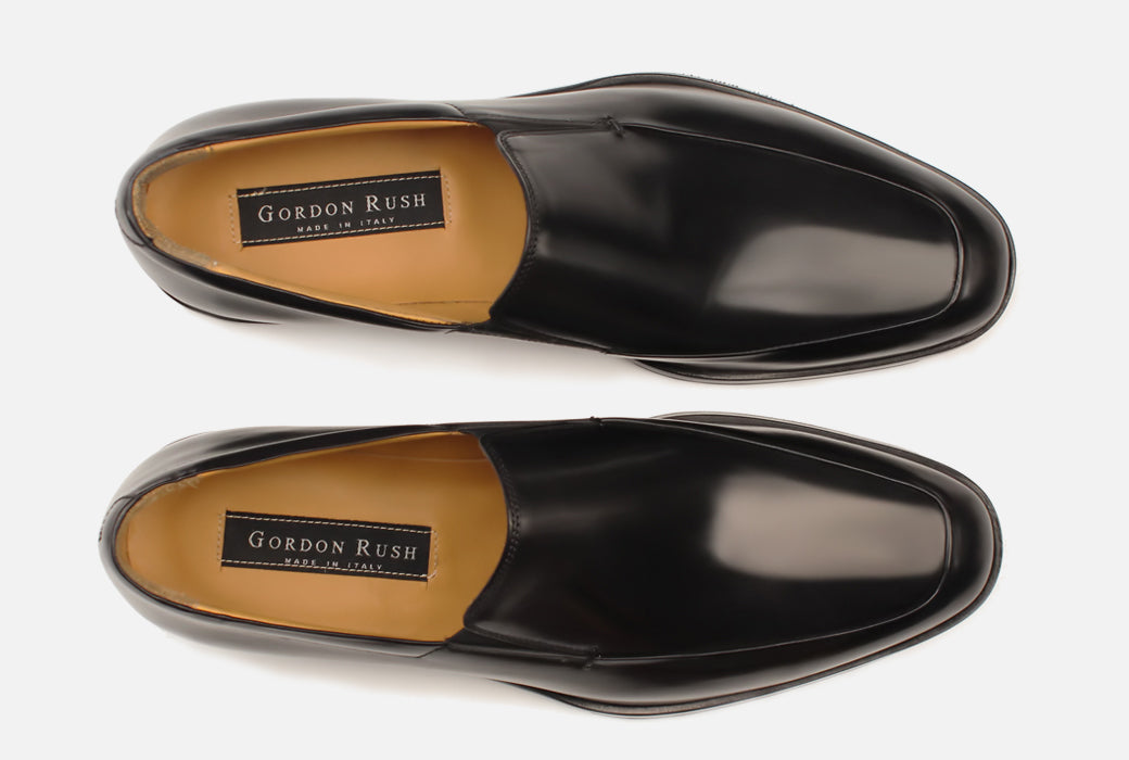Gordon Rush Brighton II Venetian Loafer/ Italian leather/business shoe