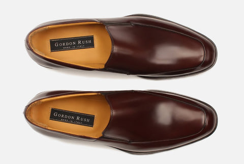 Brighton II Venetian Loafer/Gordon Rush/business casual/leather shoe/mens shoe