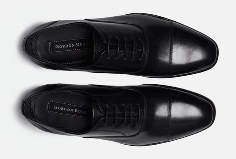 Aerial View of Gordon Rush Dillon Cap Toe Oxford