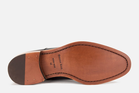 Handmade oxford shoe, California - Gordon Rush