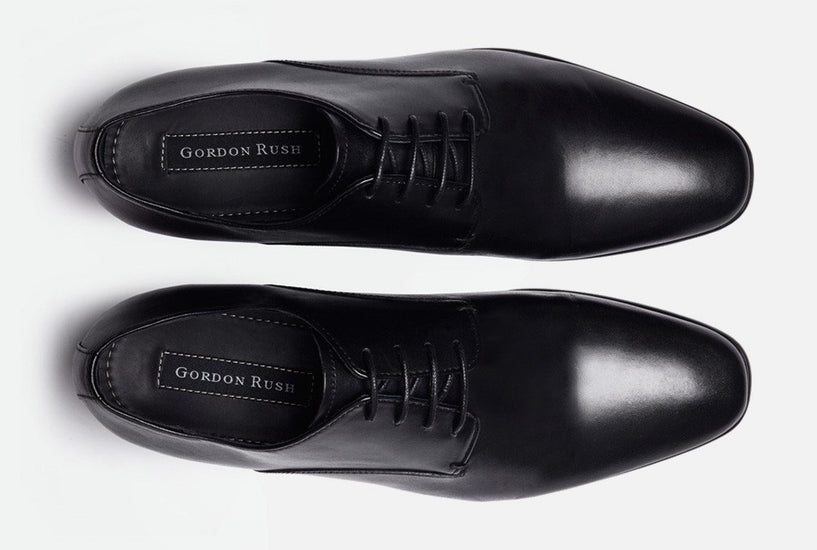 Gordon Rush/Manning/Premium leather/lace up
