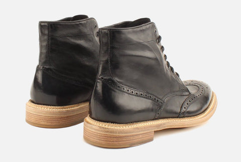 Max/Black boot/Wingtip/Brogue boot