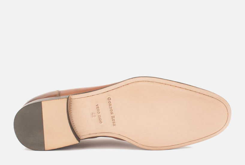 Classic Penny Loafer in Cognac