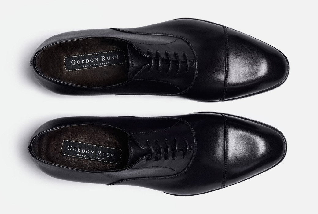 Gordon Rush Evans Oxford Shoe Top View