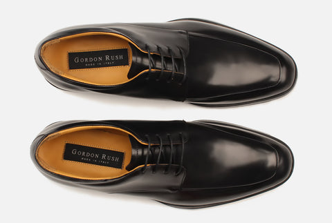 Gordon Rush/Reading II/Black leather/lace up