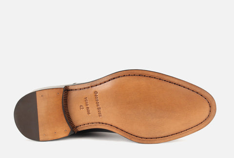 Outsole of Gordon Rush Nathan Cap Toe Oxford