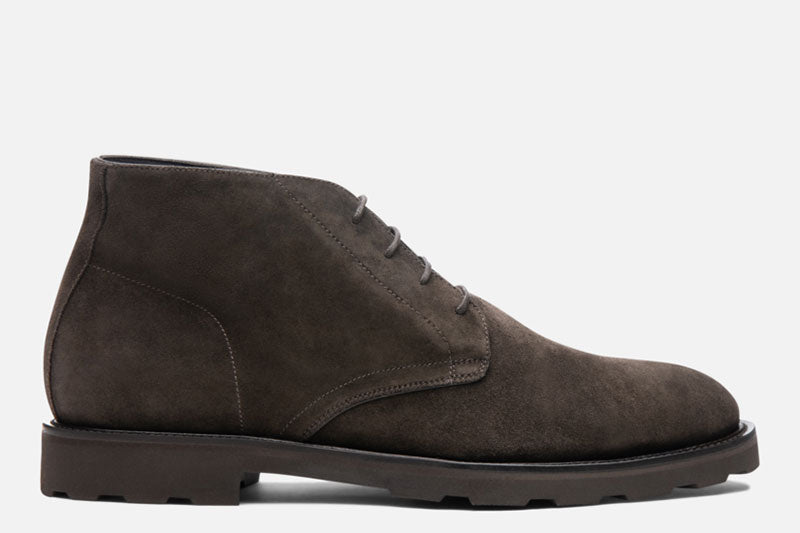 Gordon Rush Wesley Chukka Boot Dark Taupe Side View