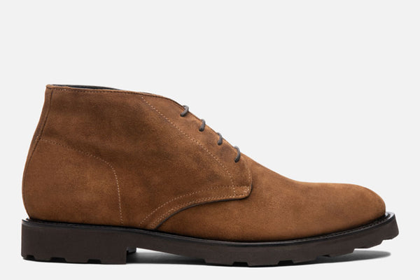 Gordon Rush Wesley Chukka Boot Tan Side View