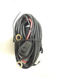Wiring Harness - Dual Light