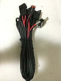 Wiring Harness - Single Light