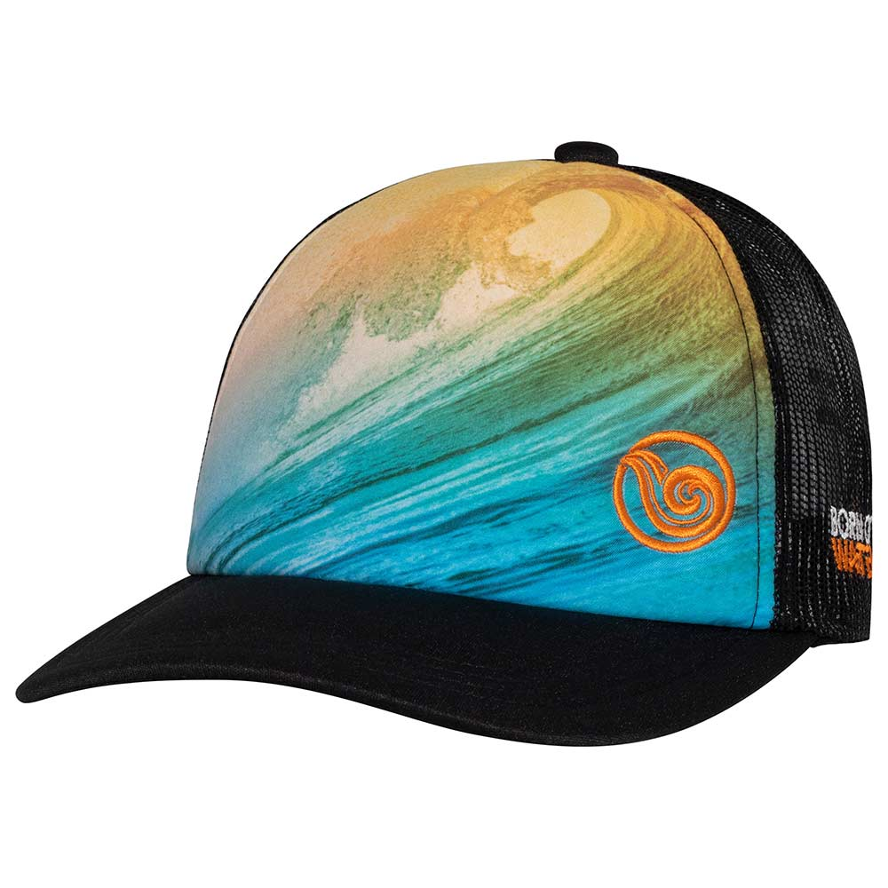 Ocean Wave Foam Trucker Hat