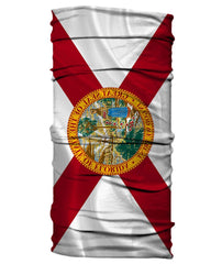 Neck Gaiter - State of Florida Flag