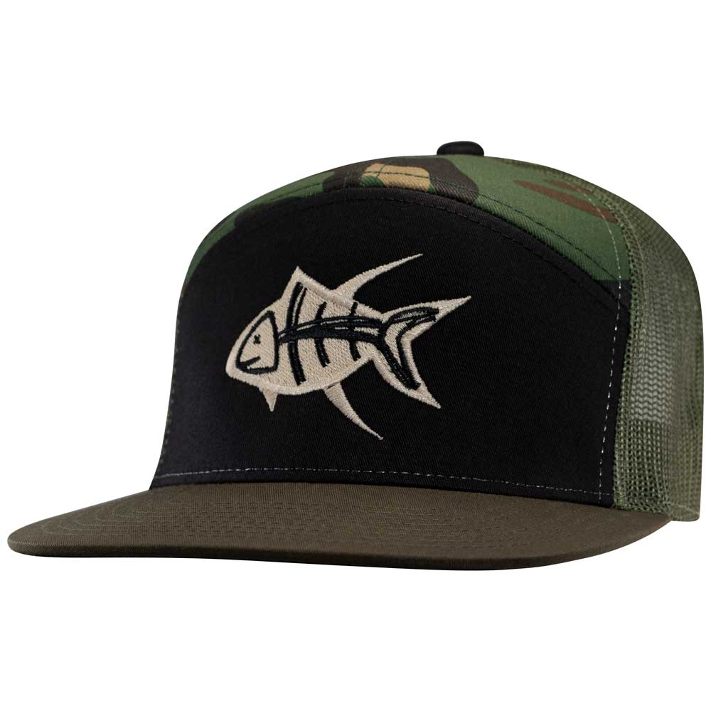 Speared Barnhill Tuna Hat - Camo