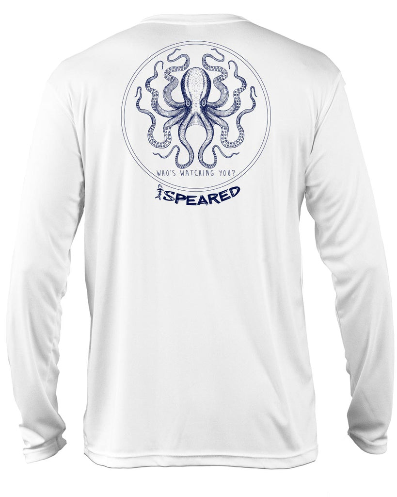 Speared Kraken UV Shirt