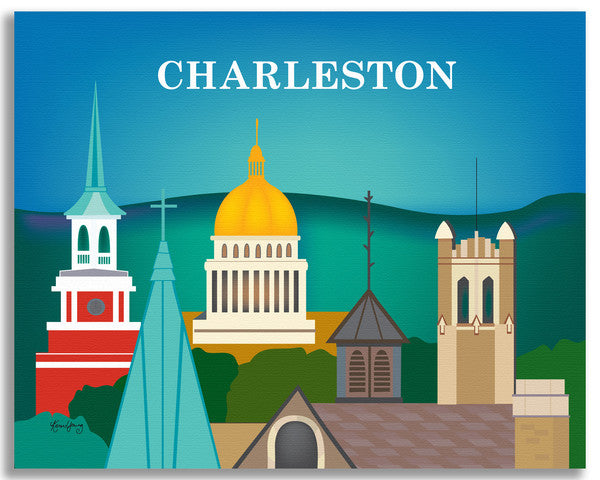 June 2017 city of the month charleston west virgina for Capital city arts and crafts show charleston wv