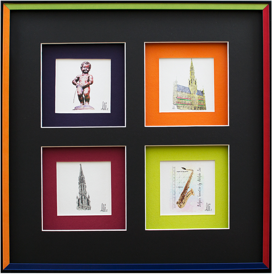 custom and to large frame blog ways picture photos mats framing how oversized framed frames a art mat style