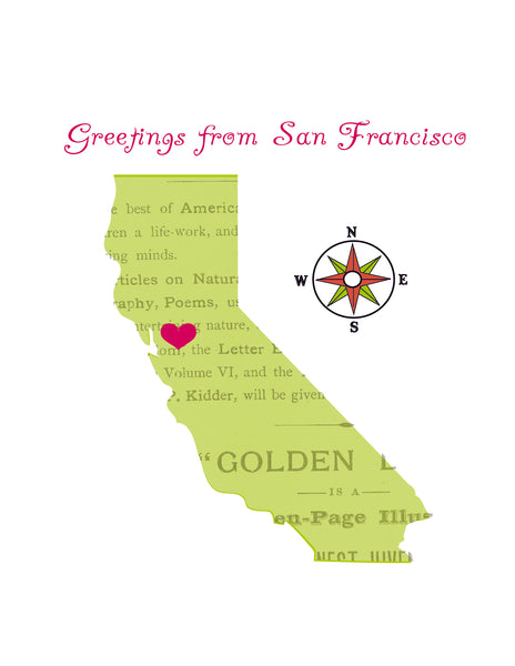 SALE of San Francisco - Greetings