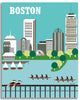 Boston, Massachusetts - Vertical