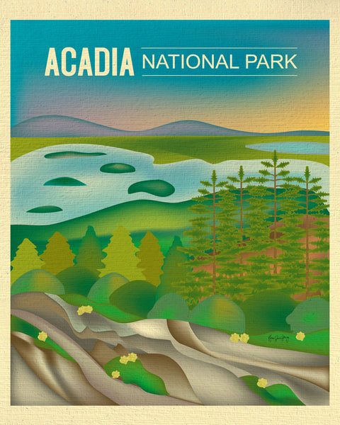 Sale of Acadia National Park, Maine