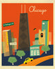 SALE of Chicago, Illinois, NO TEXT - Michigan Ave