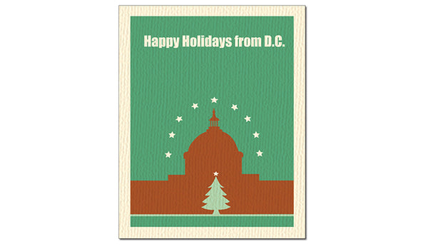 SALE of Washington D.C. - Happy Holidays